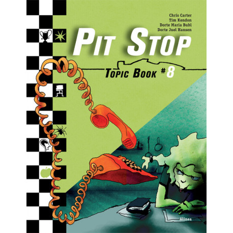Pit Stop -8, Topic Book/Web