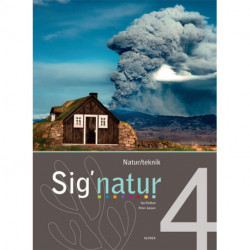 Sig'natur 4, Natur/teknologi, Elevbog/Web