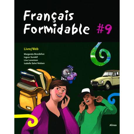 Français Formidable -9, Livre/Web