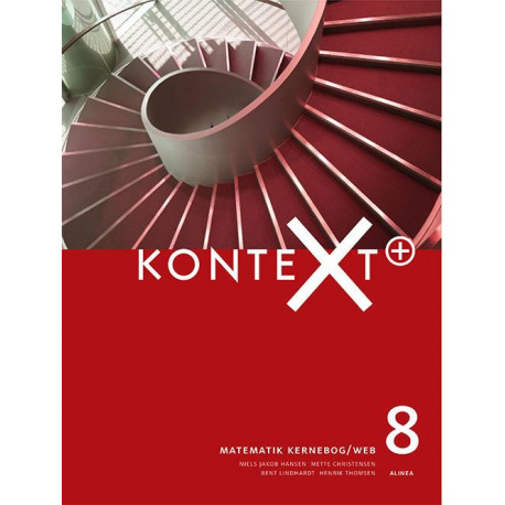 KonteXt+ 8, Kernebog/web