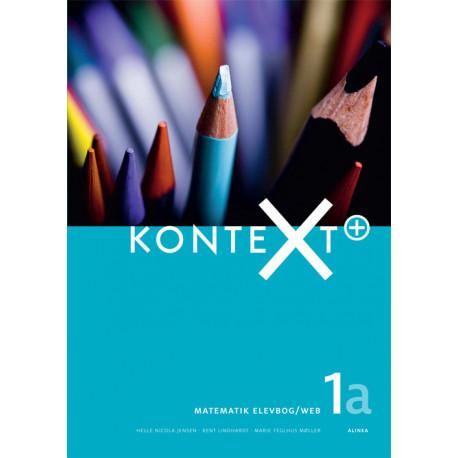 KonteXt+ 1a, Elevbog/Web