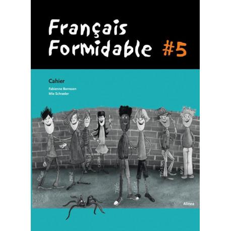 Français Formidable -5, Cahier
