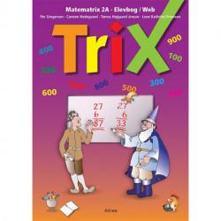 Matematrix 2A, Elevbog/Web