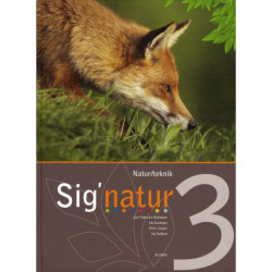Sig'natur 3, Natur/teknologi, Elevbog/Web
