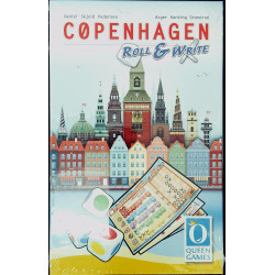 Copenhagen, Write & Roll