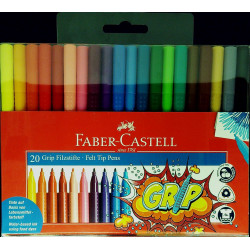 Tusser GRIP 2001 Faber Castell
