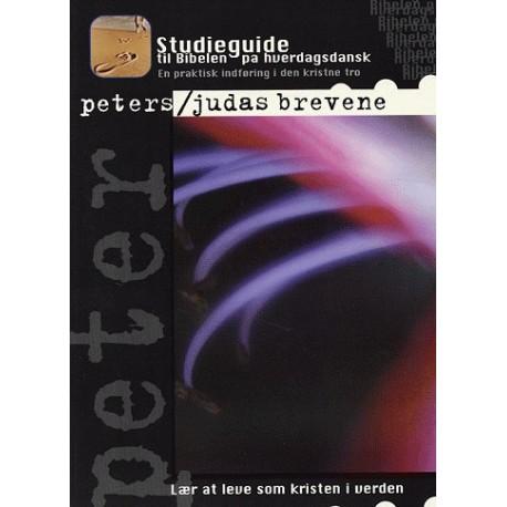 Studieguide til 1. og 2. Peters brev og Judas brev
