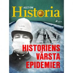 Historiens värsta epidemier