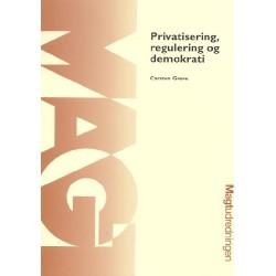 Privatisering, regulering og demokrati: Telestyrelsens funktion som uafhængig reguleringsmyndighed