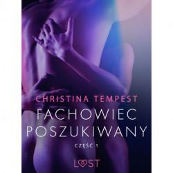 Fachowiec poszukiwany część 1 – opowiadanie erotyczne