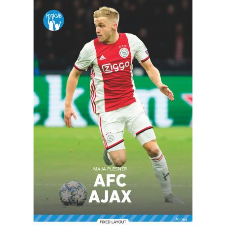 Klubhold - AFC Ajax, Blå Fagklub