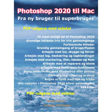 Photoshop 2020 til Mac: Fra ny bruger til superbruger