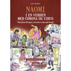 Naomi i  en verden med corona og virus