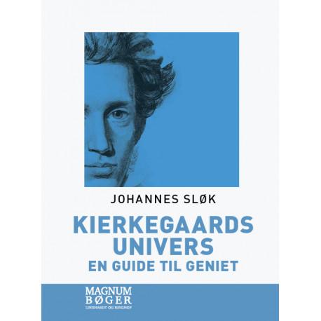 Kierkegaards univers. En guide til geniet (Storskrift)