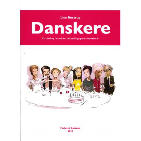 Danskere - En lærebog i dansk for udlændinge på mellemtrinnet