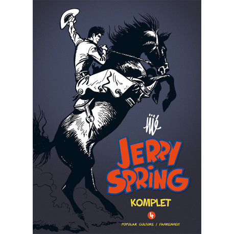 Jerry Spring 4: 1963-1965