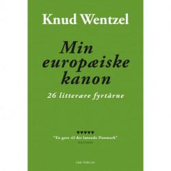 Min europæiske kanon: 26 litterære fyrtårne