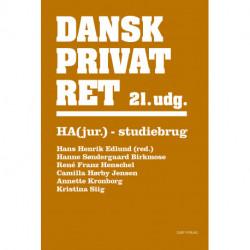 Dansk Privatret HA(jur.)