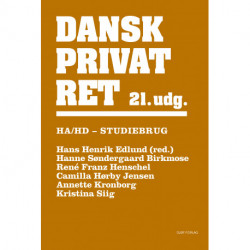 Dansk Privatret HA og HD