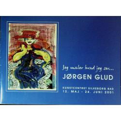 Jeg maler hvad jeg ser - Jørgen Glud