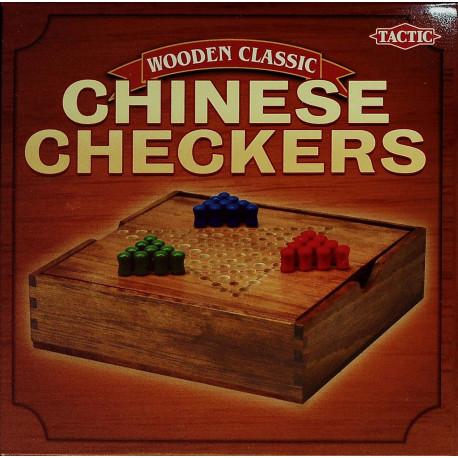 Kinaskak - Træspil