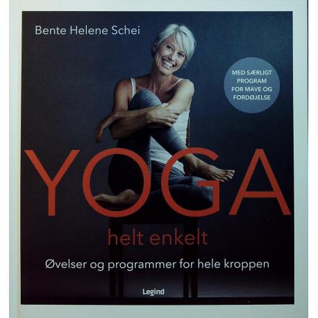 Yoga helt enkelt: Øvelser og programmer for hele kroppen