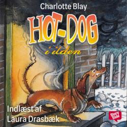 Hot-Dog i ilden