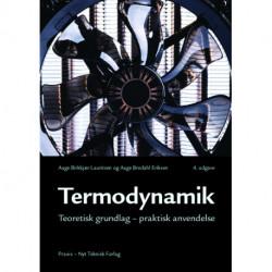 Termodynamik: teoretisk grundlag, praktisk anvendelse