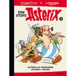 Den store Asterix 5: Asterix og vikingerne/Asterix i trøjen