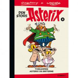 Den store Asterix 4: Tvekampen / Asterix og briterne