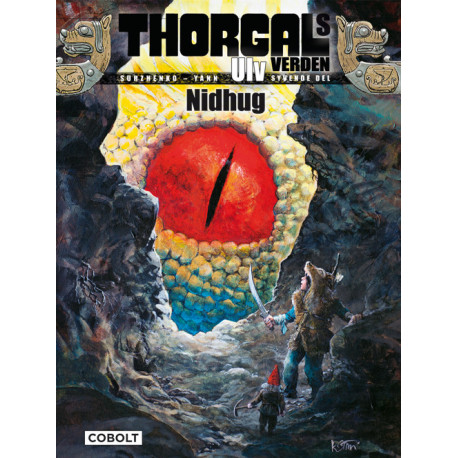 Thorgals verden: Ulv, syvende del: Nidhug