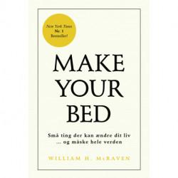 Make Your Bed: Små ting der kan ændre dit liv... og måske hele verden