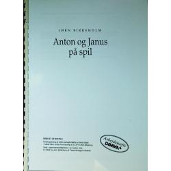 Anton og Janus på spil