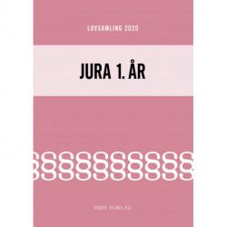 Lovsamling 2020 - Jura 1. år