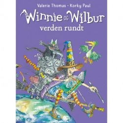Winnie og Wilbur verden rundt