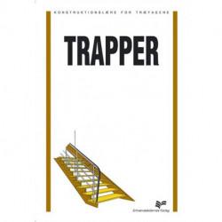 Trapper: Kontruktionslære for træfagene, tømrer