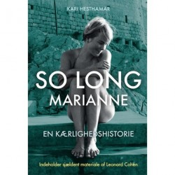 So long, Marianne: en kærlighedshistorie - biografi