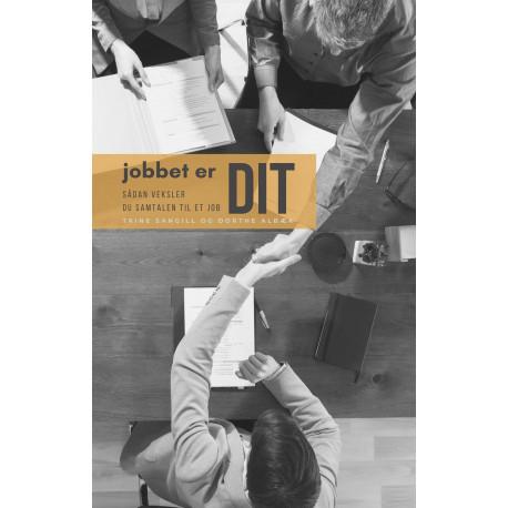 Jobbet er DIT: Sådan veksler du samtalen til et job