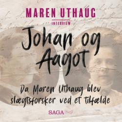 Johan og Aagot - Da Maren Uthaug blev slægtsforsker ved et tilfælde