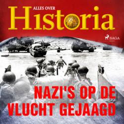 Nazi's op de vlucht gejaagd