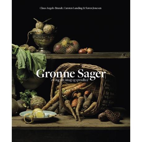 Grønne Sager: En bog om smag og sprødhed
