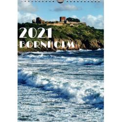 Kalender 2021 Bornholm (stor)