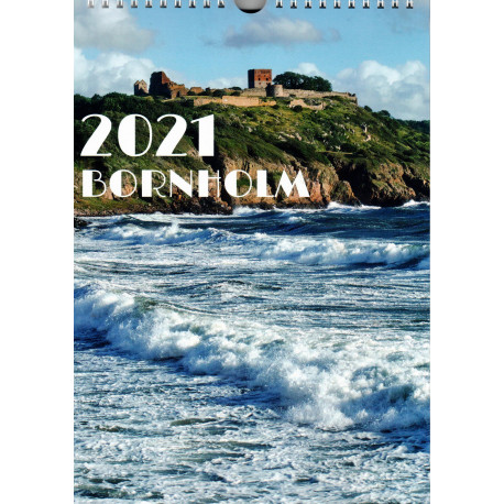 Kalender 2021 Bornholm