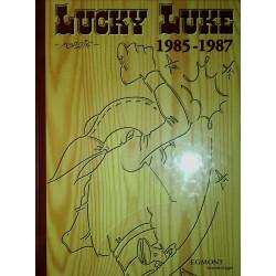 Lucky Luke får en kæreste. Den hjemsøgte ranch. Nitroglycerin: Lucky Luke 1985-1987