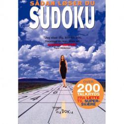 Sådan løser du sudoku