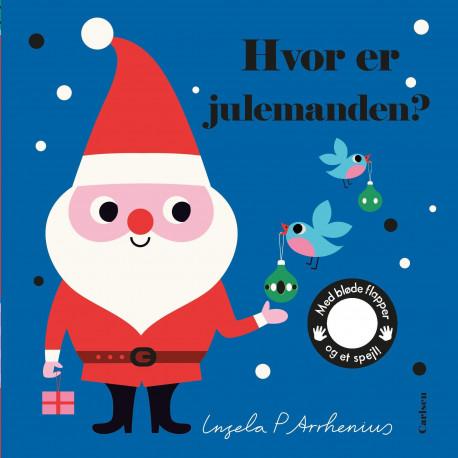 Hvor er julemanden?