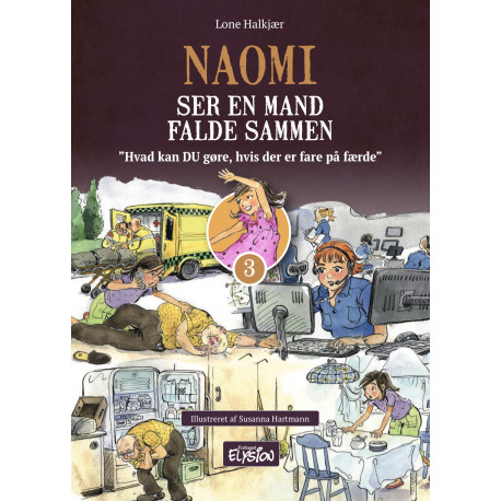 Naomi og en nat med orkan: Naomi 2
