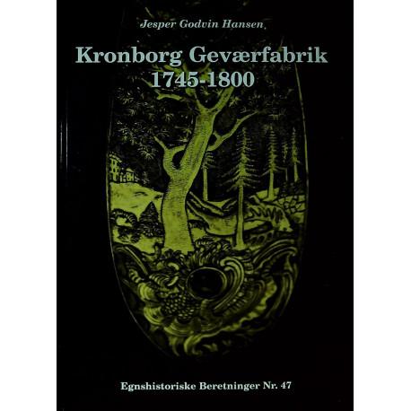 Kronborg Geværfabrik 1745-1800: Egnshistoriske Beretninger nr. 47