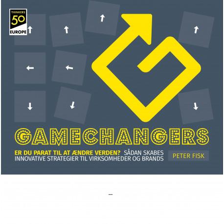 Gamechangers: Er du parat til at forandre verden? Sådan skabes innovative strategier for virksomheder og brands.