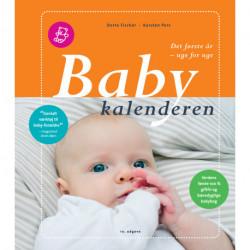 Babykalenderen: det første år uge for uge